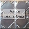 2x4 Plated Tin Ceiling Design 307