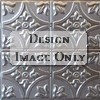 2x2 Pre-Painted White Tin Ceiling Design 309