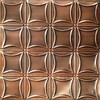 Tin Ceiling Design 201 Antique Plated Copper