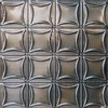 Tin Ceiling Design 201 Antique Plated Pewter