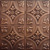 Tin Ceiling Design 309 Antique Plated Copper