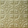 Tin Ceiling Design 309 Painted 403 Champagne