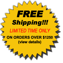Limited Time FREE SHIPPING Promotion